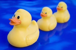 Preschool helps kids gets their ducks in a row for kindergarten.