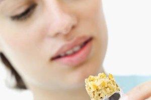 Las barras no siempre son los alimentos más nutritivos para recuperar energías después del ejercicio.