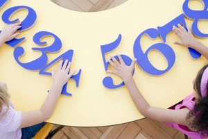 Number sense in children is the most significant foundation in math education.