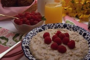 A high-fiber breakfast is key for your kids health.