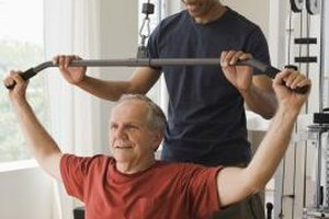 Personal training is just one option for those interested in careers in recreation and fitness.