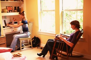 Types of Living Arrangements for College Students