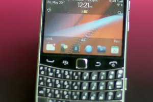 How to Check the Amount of Data Usage on a BlackBerry Phone
