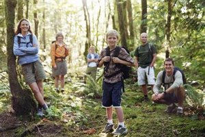 Survival skills are an essential skill to teach children.