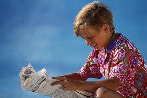 Reading Comprehension Activities With Newspapers for Middle School Students