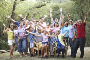 Scavenger Hunt Ideas for Family Reunions