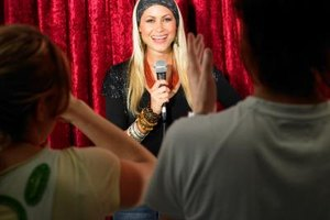 Talent shows let your teen show off your talents and personality.