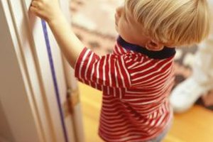 Toddlers are always growing, but may do so in recognizable spurts as well.