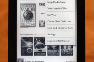 How to Tell If a Kindle Book Allows Voice to Text