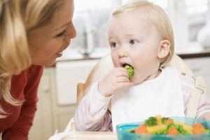 Developmental delays may be caused by improper nutrition.