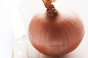 You can use a microwave to heat an onion before chopping to avoid the tears.