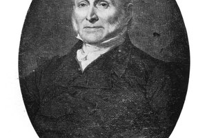 What Were John Quincy Adams' Brothers' & Sisters' Names?