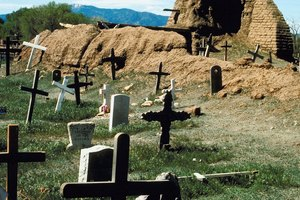 Do Navajos Have Certain Religious or Burial Practices?