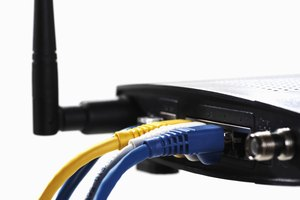 How to Hook Up a Router for a Wireless Connection