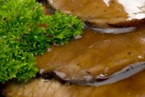 Gravy can be used as a base for soups or stews or drizzled over meat or mashed potatoes.