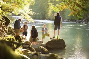 Search for local outdoor parks to enjoy with your family.
