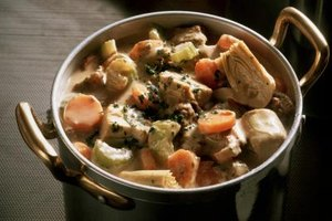 Experiment with less common vegetables, such as turnips or fennel bulb, in your stew.