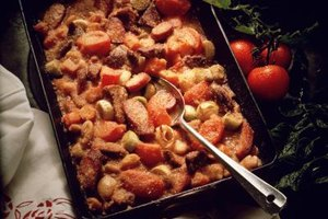Most casseroles freeze and reheat well.