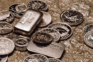 Self-directed IRAs can hold 99.9 percent pure silver bullion.