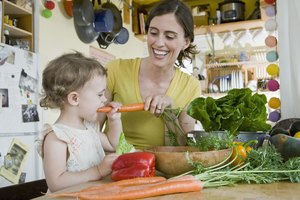 How to Trick Your Kids Into Eating Meat & Veggies