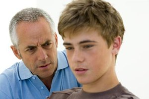 Don't create a power struggle between yourself and your teen.