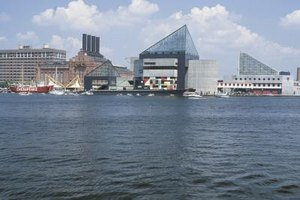 The Inner Harbor is the hub of family entertainment and attractions in Baltimore.