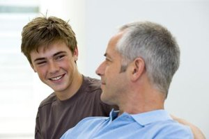 Teens who feel close to their parents are more likely to ask for advice.