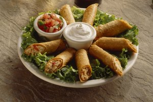 Can You Deep-Fry Taquitos?