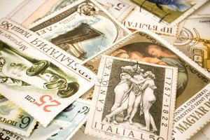 How to Donate Used Postage Stamps to Charity