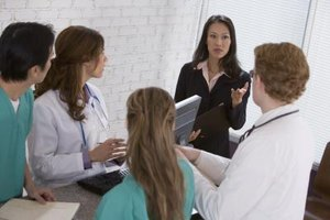 Public health programs allow you to work closely with doctors and nurses.