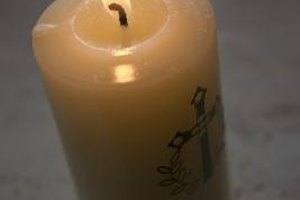 Votive candles are used for personal blessings of honor and devotion.