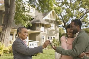 A real estate agency general manager may show property to prospective tenants.