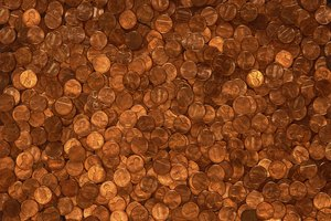Penny Cleaning Science Fair Project for Eighth-Graders
