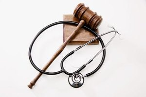 Training in health and the law can open up many career options.