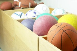 A PE teacher must be able to teach a variety of sports.