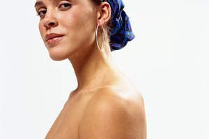 How to Wear an Orthodox Head Scarf
