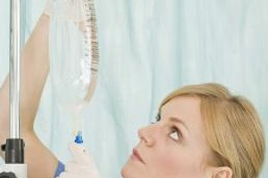 Oncology nurses typically adminster chemotherapy as part of their duties.