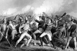 What Drawbacks Did the American Forces Face During the Revolutionary War?