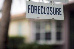 Not all foreclosure homes are HUD homes.