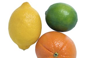 Substitutes for Lemon or Orange Peel