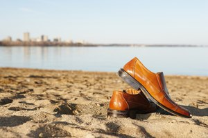 How to Soften Leather Loafers