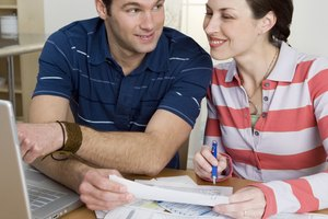 Can an Unmarried Couple Living Together File Jointly on Income Taxes?