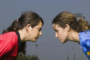 Unhealthy competition can destroy a friendship.