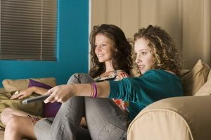 Teens should have a healthy balance between watching TV and engaging in non-sedentary activities.