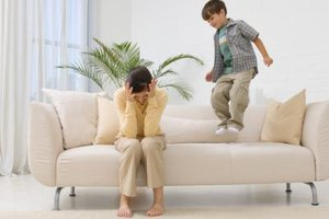 Parents can find a child's stimming behaviors difficult sometimes.