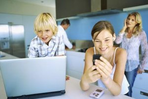 Technology can distract from -- or bolster -- parenting priorities.