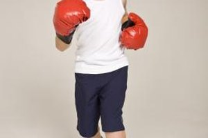Kids boxing rules keep competitors safe despite their age.