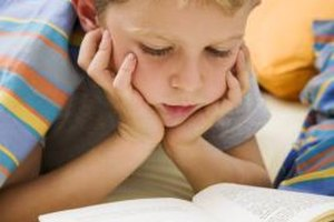 Providing time for independent reading helps children improve their reading skills.