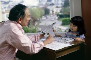 Airplane crafts will bring quality interaction between you and your preschooler.