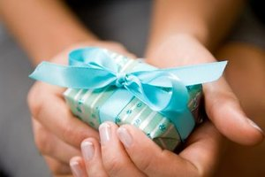 There is no single etiquette strategy when it comes to giving your child's caregiver a gift.